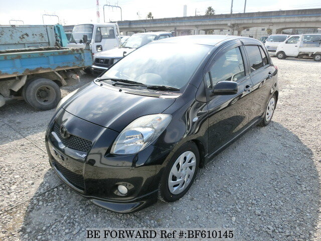 Used 2006 Toyota Vitz Rs Trd Sports M Dba Ncp91 For Sale Bf610145