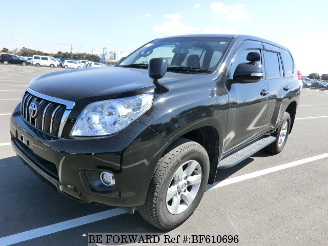 Used 2013 TOYOTA LAND CRUISER PRADO BF610696 for Sale