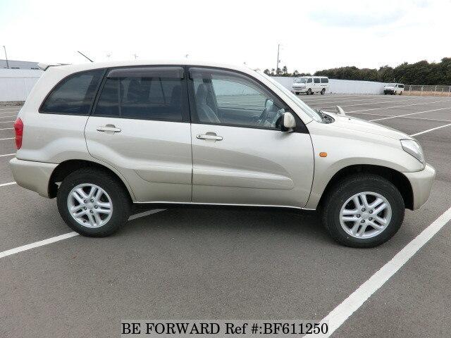 Toyota Rav4 Aca21 >> Used 2000 TOYOTA RAV4 J X G PACKAGE/TA-ACA21W for Sale BF611250 - BE FORWARD