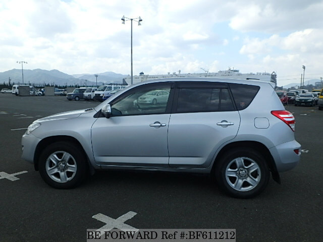 used 2014 toyota rav4 style dba aca31w for sale bf611212 be forward. Black Bedroom Furniture Sets. Home Design Ideas
