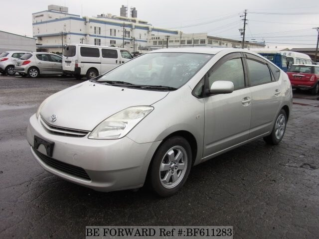 Used 2003 TOYOTA PRIUS BF611283 for Sale