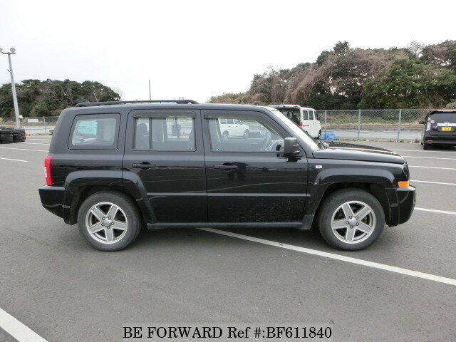used 2008 jeep patriot sports aba mk74 for sale bf611840 be forward. Black Bedroom Furniture Sets. Home Design Ideas