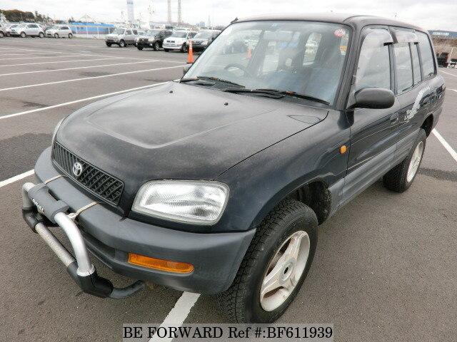 Used 1996 Toyota Rav4 L Ve Sxa11g For Sale Bf611939 Be Forward