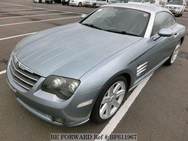 Used 2004 CHRYSLER CROSSFIRE BF611967 For Sale