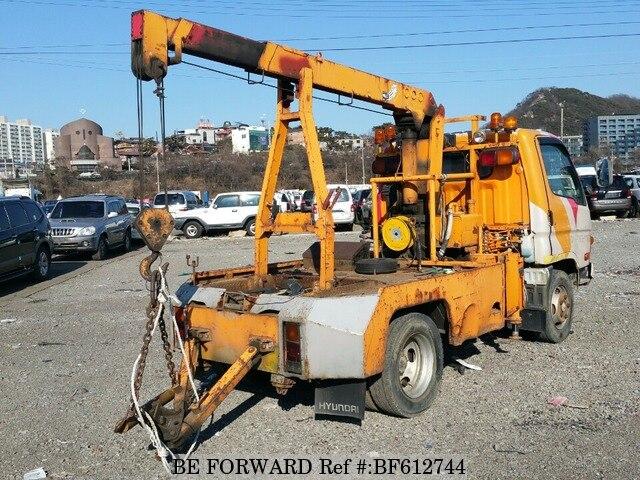 2000 hyundai mighty 2 5t towed truck usados en venta for Hyundai motor myanmar co ltd
