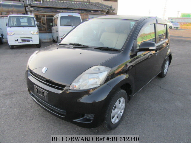 Used 2007 TOYOTA PASSO BF612340 for Sale