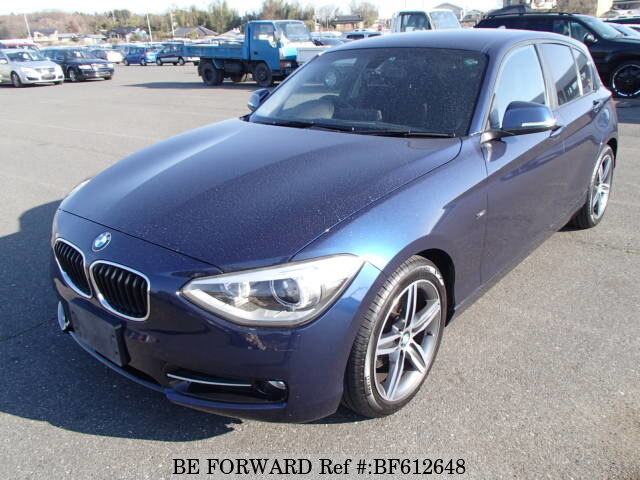 Used 2012 BMW 1 SERIES 120I SPORTS/DBA-1A16 for Sale BF612648 - BE ...