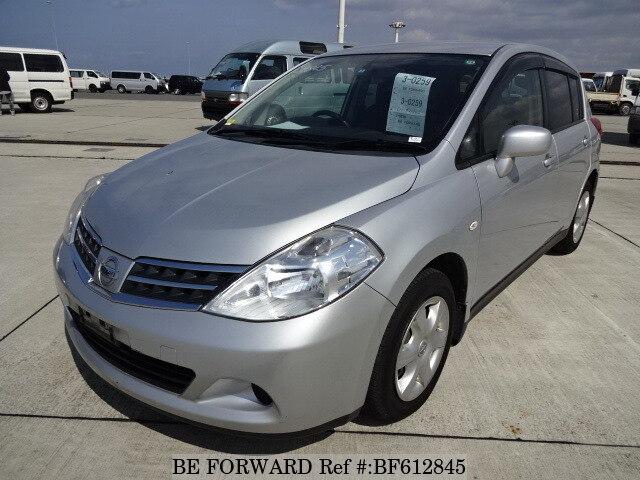 Used 2012 Nissan Tiida 15m Sv Plus Plasmadba C11 For Sale Bf612845