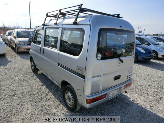 Used 2009 HONDA ACTY VAN SDX/GBD-HH5 For Sale BF612957