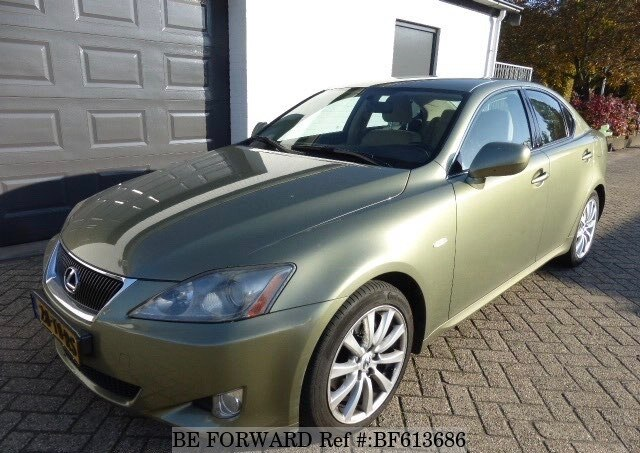 used 2006 lexus is is250 for sale bf613686 be forward. Black Bedroom Furniture Sets. Home Design Ideas