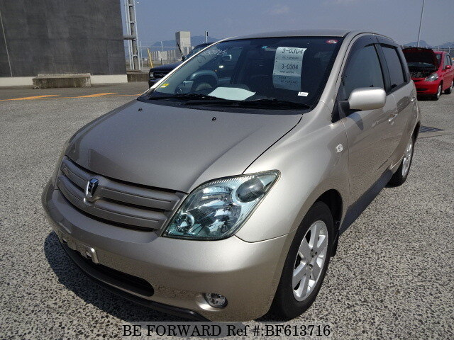 used 2004 toyota ist bf613716 for sale - Was Ist Beige