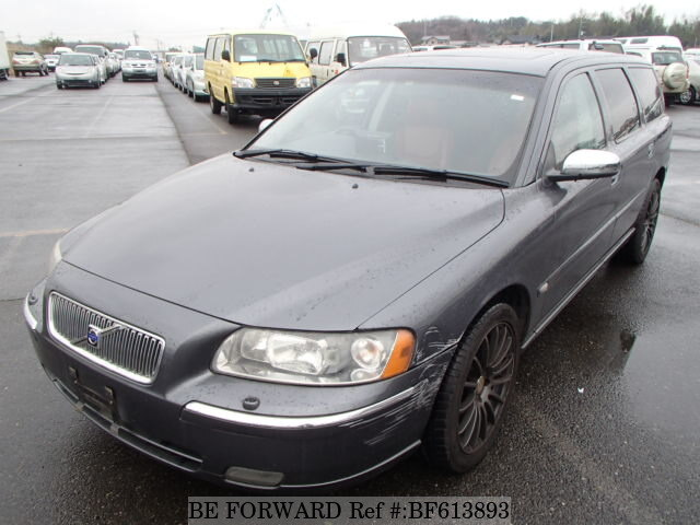 Used 2005 VOLVO V70/CBA-SB5244W for Sale BF613893 - BE FORWARD