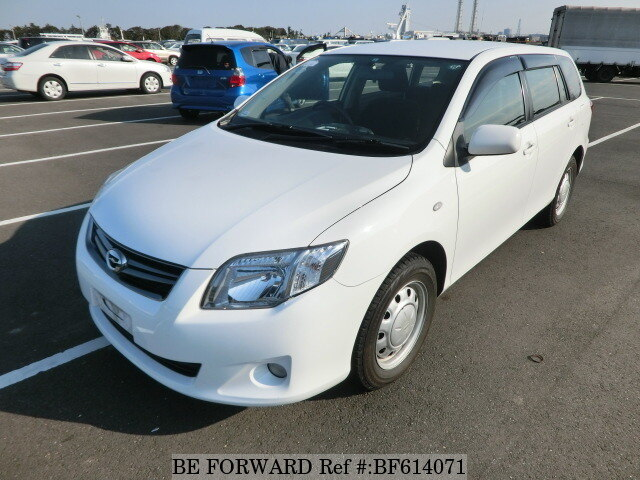 About This 2012 TOYOTA Corolla Fielder (Price:$2,687)