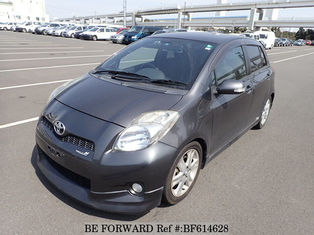 Used 2008 TOYOTA VITZ RS TRD SPORTS M/DBA-NCP91 for Sale