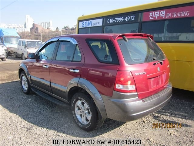 used 2003 kia sorento limited for sale bf615423 be forward. Black Bedroom Furniture Sets. Home Design Ideas