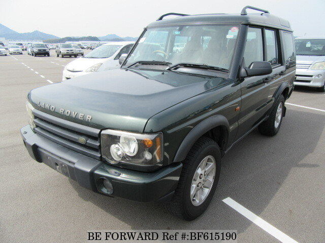 car rover se used discovery sale land door landrover auction auto from iaa sport utility