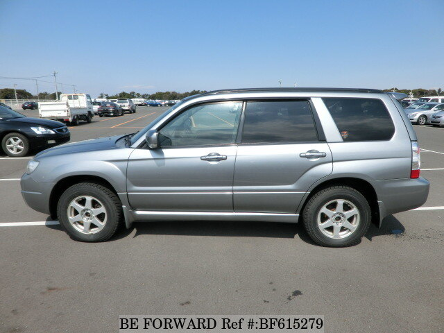 used 2006 subaru forester 2 0xs cba sg5 for sale bf615279 be forward. Black Bedroom Furniture Sets. Home Design Ideas