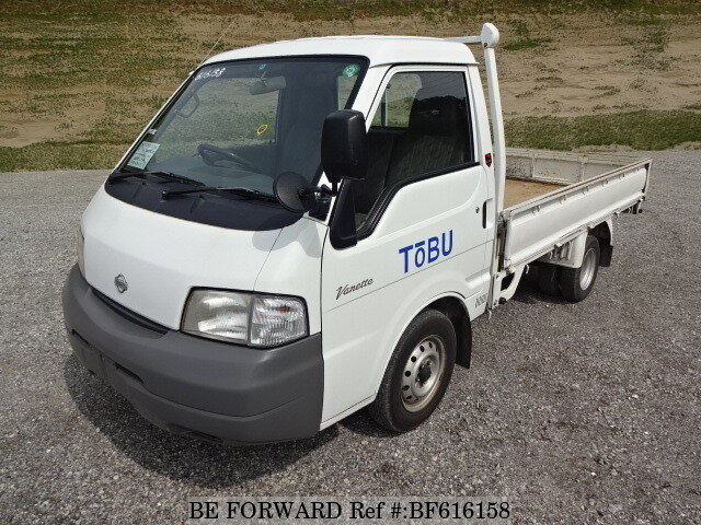 Used 2003 NISSAN VANETTE TRUCK/TC-SK82TN for Sale BF616158 - BE FORWARD