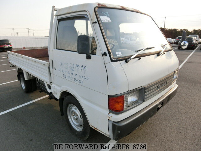 Used 1989 MAZDA BONGO BRAWNY TRUCK/M-SDEAT for Sale ...