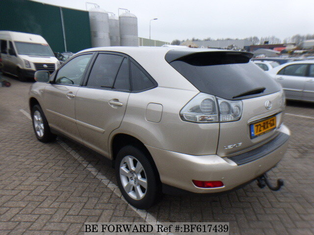 Used 2005 LEXUS RX RX400H for Sale BF617439 - BE FORWARD
