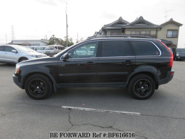 used 2004 volvo xc90 2 5t la cb5254aw for sale bf616616 be forward. Black Bedroom Furniture Sets. Home Design Ideas