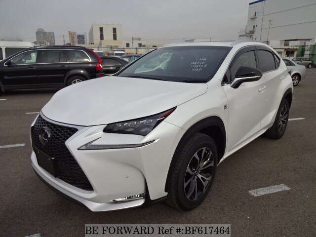 Used 2014 LEXUS NX BF617464 For Sale