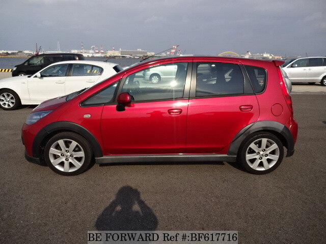 Used 2007 Mitsubishi Colt Ralliart Version R Cba Z27ag For