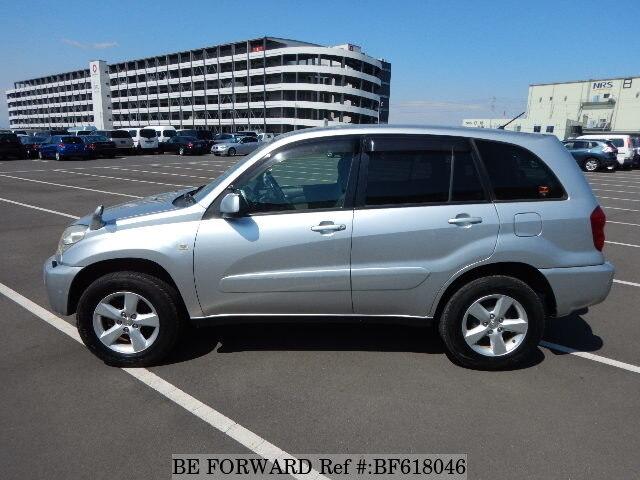 Toyota Rav4 Aca21 >> Usados 2005 TOYOTA RAV4 X G PACKAGE/CBA-ACA21W à Venda BF618046 - BE FORWARD