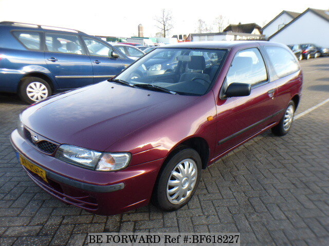 Used 1999 NISSAN ALMERA BF618227 For Sale