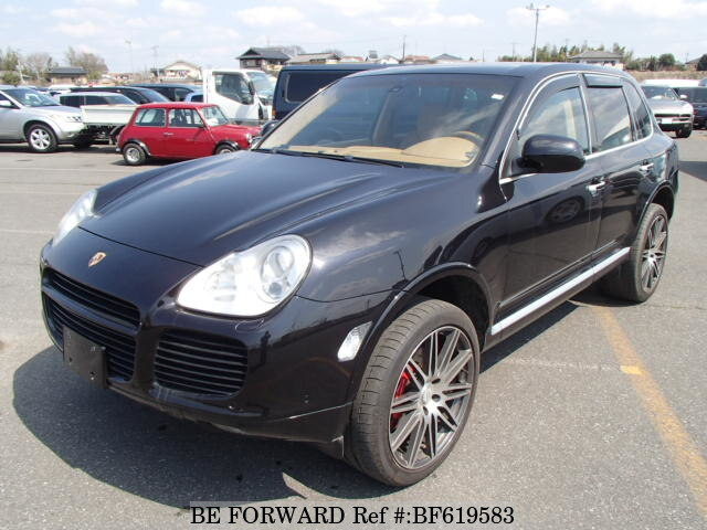 Porsche cayenne turbo for sale