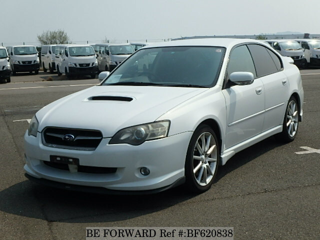 Used 2004 Subaru Legacy B4 20gt Spec Bta Bl5 For Sale