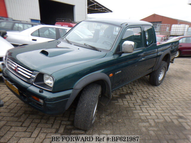 Used 1997 Mitsubishi L200 For Sale Bf621987 Be Forward
