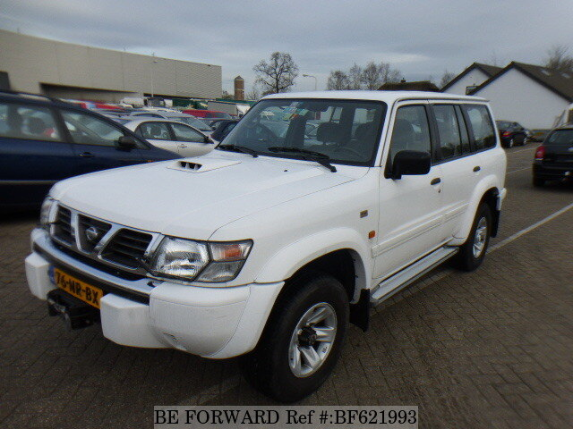 Used 2004 NISSAN PATROL GR for Sale BF621993 - BE FORWARD