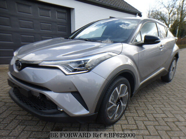 Used 2017 TOYOTA C-HR for Sale BF622000 - BE FORWARD