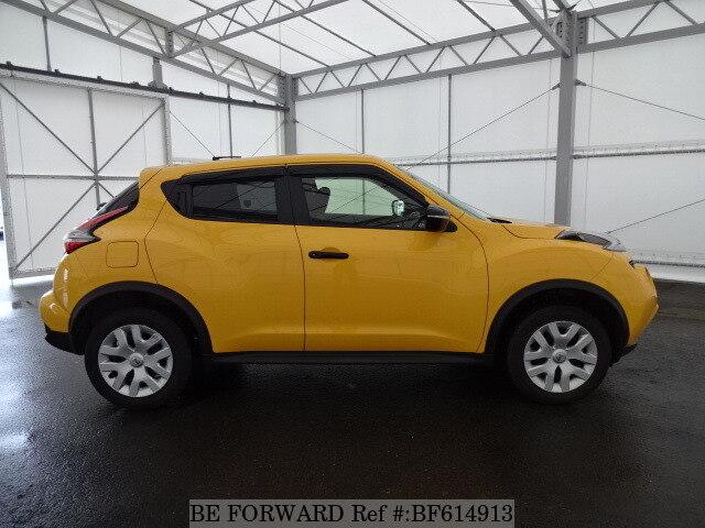 2014 Nissan Juke Tire Size >> Used 2014 NISSAN JUKE 15RX PERSONALIZATION/DBA-YF15 for Sale BF614913 - BE FORWARD