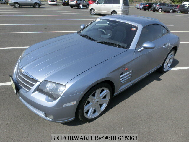 Used 2004 CHRYSLER CROSSFIRE BF615363 For Sale