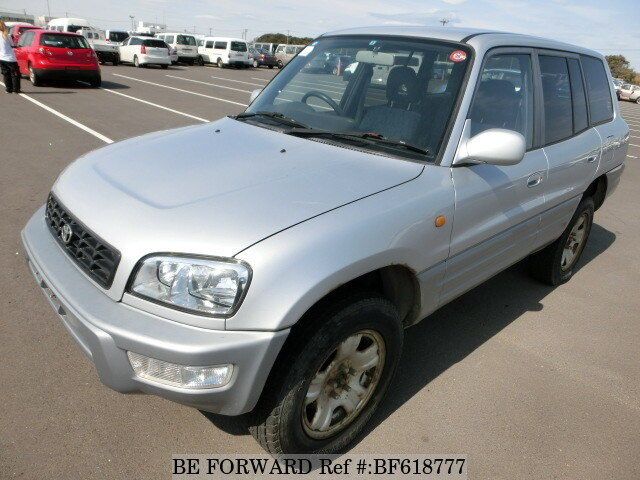 used 1998 toyota rav4 e sxa11g for sale bf618777 be forward rh beforward jp Clear Pic of 1998 RAV4 Vehicle Back Clear Pic of 1998 RAV4 Vehicle Back
