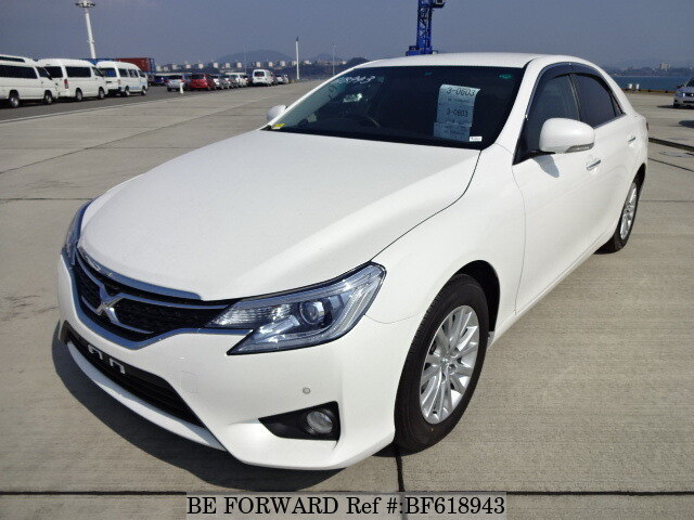 Used 2014 Toyota Mark X 250g Dba Grx130 For Sale Bf618943 Be Forward