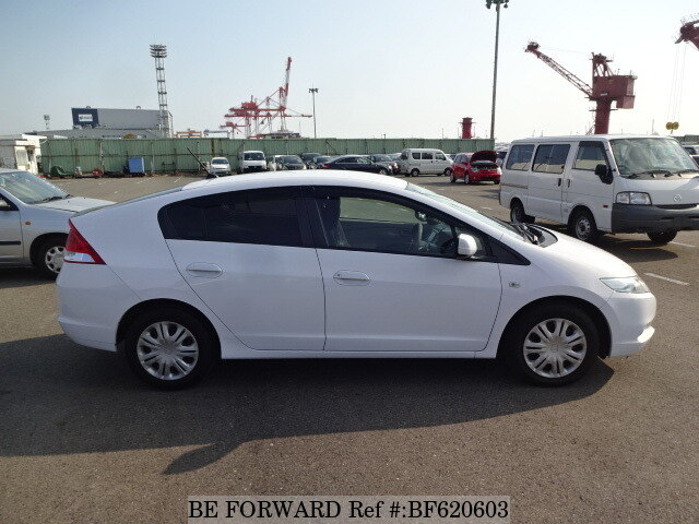 Used 2009 Honda Insight G Hid Inter Navi Daa Ze2 For Sale