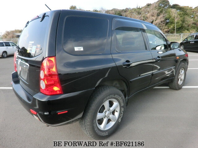 used 2004 mazda tribute ta ep3w for sale bf621186 be forward. Black Bedroom Furniture Sets. Home Design Ideas