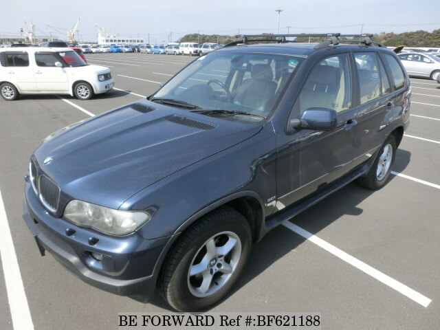 Used 2006 BMW X5 30IGHFA30N for Sale BF621188  BE FORWARD