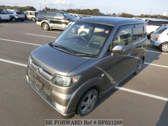 Used 2008 Honda Zest Sport G Dba Je1 For Sale Bf621288 Be Forward
