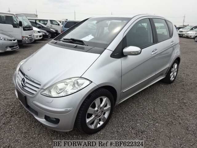 Used 2006 MERCEDES-BENZ A-CLASS A170 ELEGANCE LIMITED/DBA-169032 for Sale BF622324 - BE FORWARD
