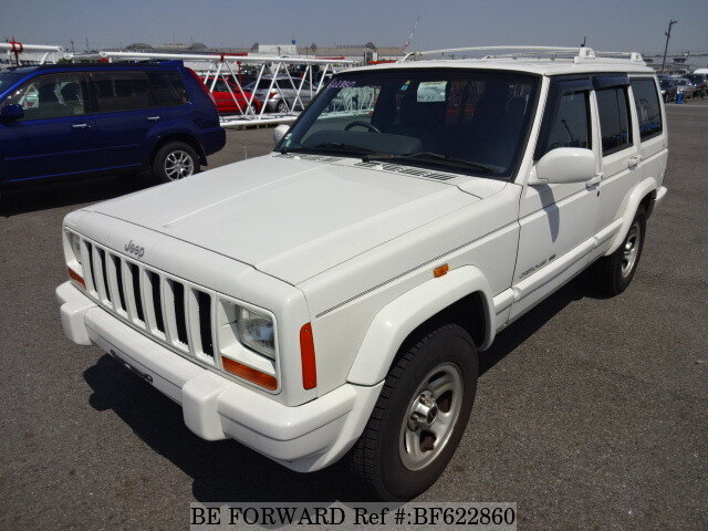 Used 2000 JEEP CHEROKEE LIMITED/GF-7MX for Sale BF622860 - BE FORWARD