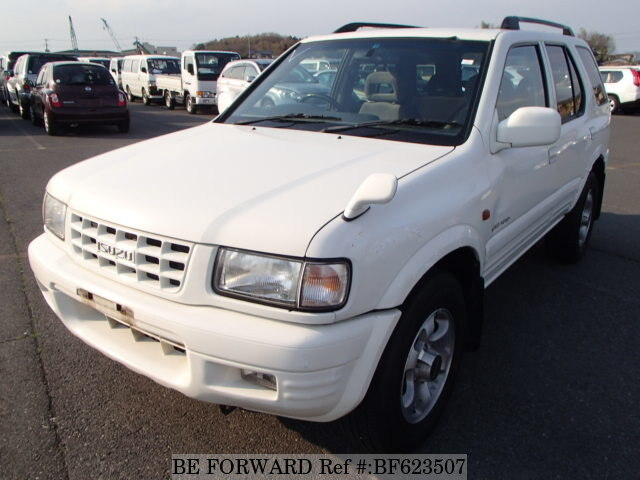 Isuzu Mux Specification