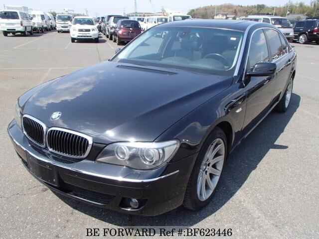 Used BMW SERIES ILABAHN For Sale BF BE FORWARD - 2007 bmw 750il