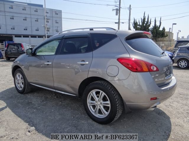 used 2010 nissan murano 350xv four cba pnz51 for sale bf623367 be forward. Black Bedroom Furniture Sets. Home Design Ideas