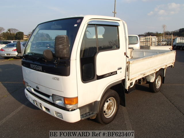 Used 1996 NISSAN ATLAS DX/KC-SN6F23 for Sale BF623407 - BE FORWARD