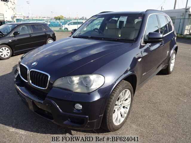 Used 2008 Bmw X5 3 0si M Sports Package Aba Fe30 For Sale Bf624041