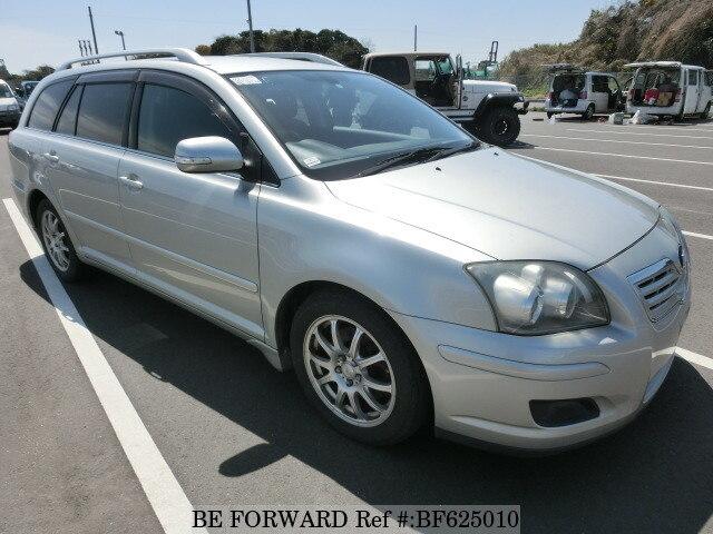 Used 2008 Toyota Avensis Wagon Xi Cba Azt250w For Sale